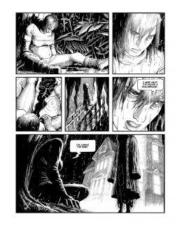 ANGELA DELLA MORTE Chapter #7 Page #12