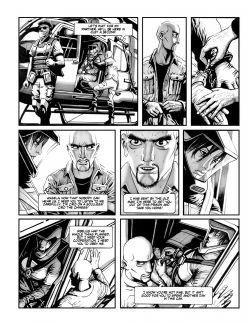 ANGELA DELLA MORTE Chapter #6 Page #12