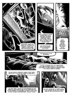ANGELA DELLA MORTE Chapter #2 Page #8