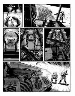 ANGELA DELLA MORTE Chapter #5 Page #12