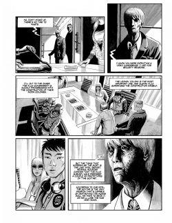 ANGELA DELLA MORTE Chapter #9 Page #12
