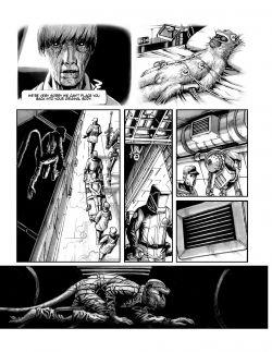 ANGELA DELLA MORTE Chapter #8 Page #5