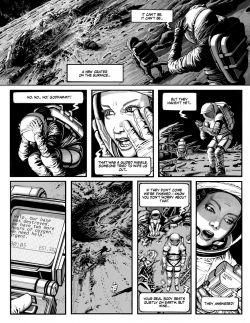 ANGELA DELLA MORTE Chapter #4 Page #7