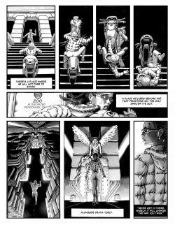 ANGELA DELLA MORTE Chapter #2 Page #13