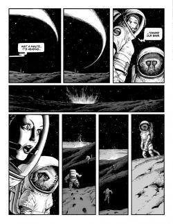 ANGELA DELLA MORTE Chapter #4 Page #6