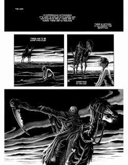 ANGELA DELLA MORTE Chapter #3 Page #11