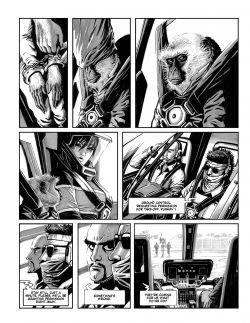 ANGELA DELLA MORTE Chapter #6 Page #14