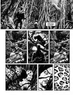 ANGELA DELLA MORTE Chapter #7 Page #8