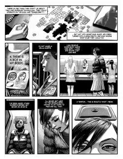 ANGELA DELLA MORTE Chapter #3 Page #7