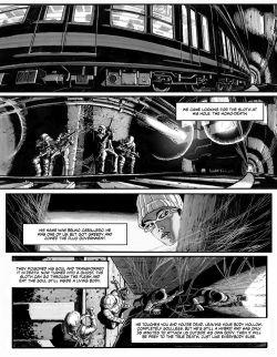ANGELA DELLA MORTE Chapter #2 Page #5