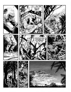 ANGELA DELLA MORTE Chapter #7 Page #3