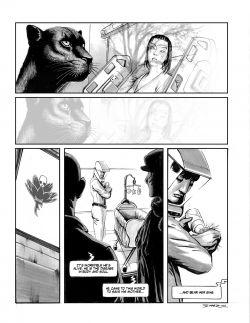 ANGELA DELLA MORTE Chapter #8 Page #19
