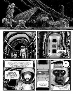 ANGELA DELLA MORTE Chapter #4 Page #11