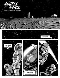 ANGELA DELLA MORTE Chapter #4 Page #5