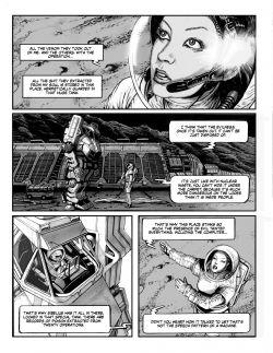 ANGELA DELLA MORTE Chapter #5 Page #4