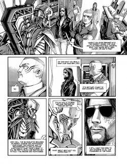 ANGELA DELLA MORTE Chapter #9 Page #15