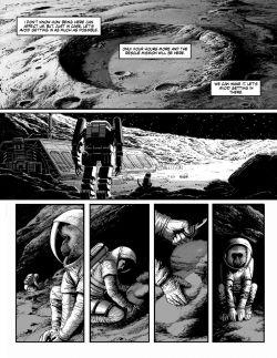 ANGELA DELLA MORTE Chapter #5 Page #5