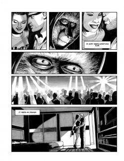 ANGELA DELLA MORTE Chapter #9 Page #20
