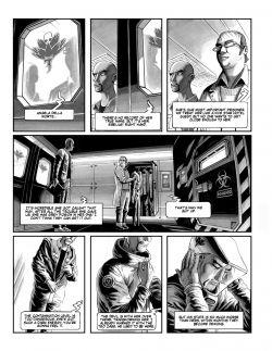 ANGELA DELLA MORTE Chapter #6 Page #5