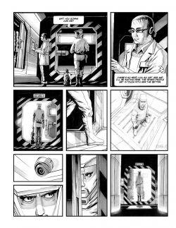 ANGELA DELLA MORTE Chapter #6 Page #6