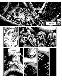 ANGELA DELLA MORTE Chapter #7 Page #17