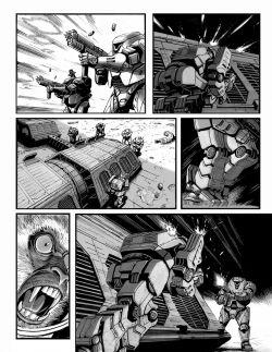 ANGELA DELLA MORTE Chapter #5 Page #13