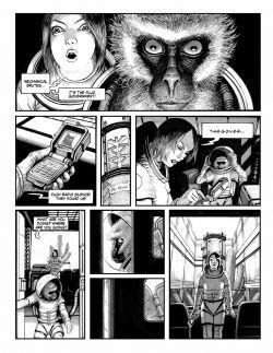 ANGELA DELLA MORTE Chapter #5 Page #9