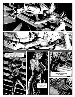 ANGELA DELLA MORTE Chapter #1 Page #10