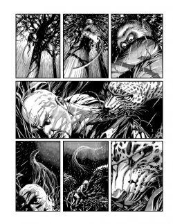 ANGELA DELLA MORTE Chapter #7 Page #10