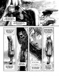 ANGELA DELLA MORTE Chapter #7 Page #15