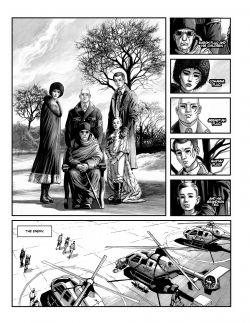 ANGELA DELLA MORTE Chapter #6 Page #11