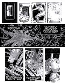 ANGELA DELLA MORTE Chapter #2 Page #14