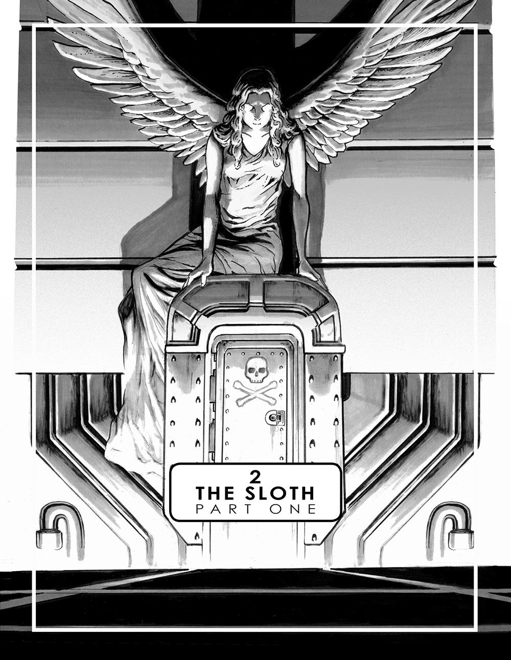 ANGELA DELLA MORTE Chapter #2