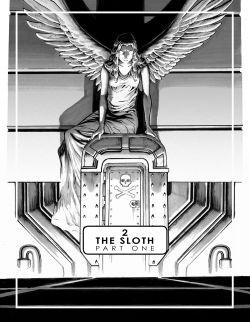 ANGELA DELLA MORTE Chapter #2 Page #1