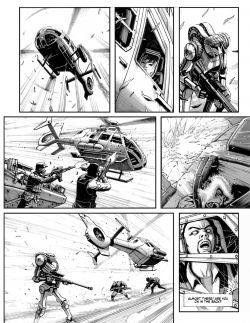 ANGELA DELLA MORTE Chapter #6 Page #16