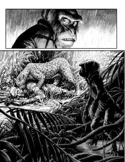 ANGELA DELLA MORTE Chapter #7 Page #9