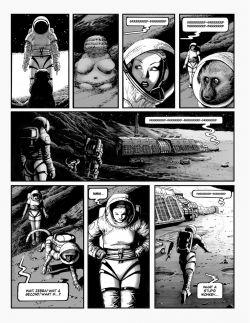 ANGELA DELLA MORTE Chapter #5 Page #6