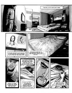 ANGELA DELLA MORTE Chapter #6 Page #8