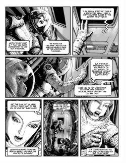 ANGELA DELLA MORTE Chapter #4 Page #12