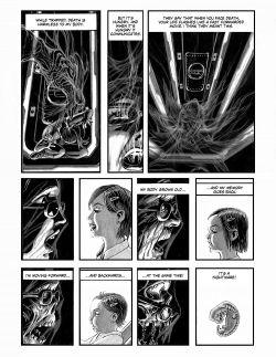 ANGELA DELLA MORTE Chapter #3 Page #10