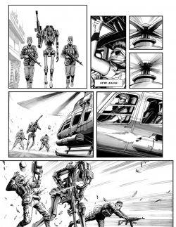 ANGELA DELLA MORTE Chapter #6 Page #15