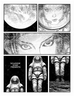 ANGELA DELLA MORTE Chapter #4 Page #4
