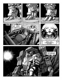 ANGELA DELLA MORTE Chapter #5 Page #3