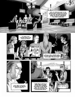 ANGELA DELLA MORTE Chapter #9 Page #16