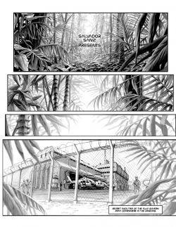 ANGELA DELLA MORTE Chapter #6 Page #4