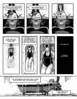 ANGELA DELLA MORTE Chapter #3 Page #4