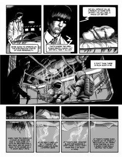 ANGELA DELLA MORTE Chapter #4 Page #19