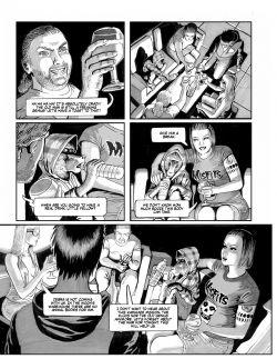 ANGELA DELLA MORTE Chapter #9 Page #17