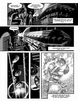 ANGELA DELLA MORTE Chapter #2 Page #7