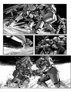 ANGELA DELLA MORTE Chapter #5 Page #14